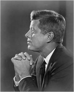 JFK-SIDE-VIEW-FOLDED-HANDS